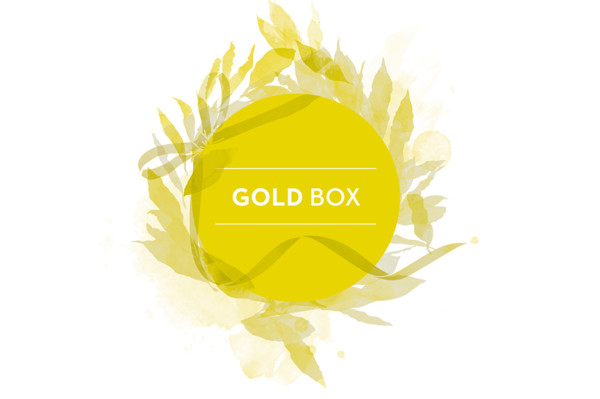 GOLD Box 2020 : relaxation & fitness for two