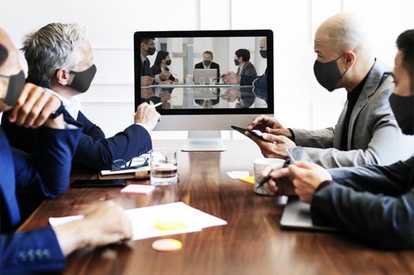 Hybrid-Meeting