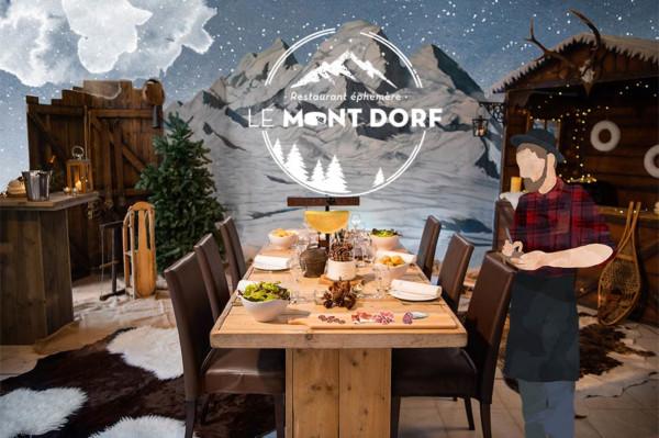 Restaurant Le MONT DORF
