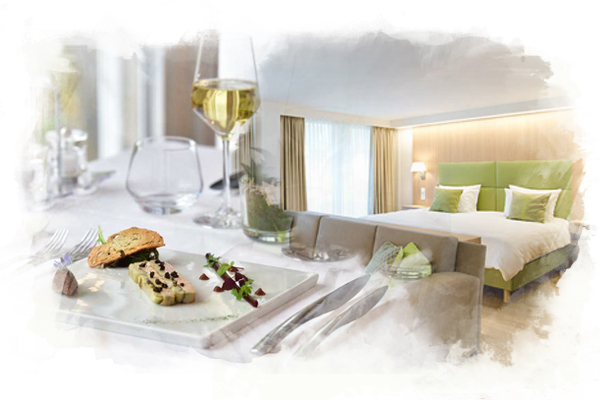 "Week-end ""GASTRONOMY & RELAXATION"""
